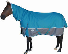 CARIBU 1200 Denier Winter Turnout Combo Horse Rug, with 300gram Polyfill Lining