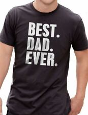 Best Dad Ever Men's T-Shirt Cool t shirt Dad Gift Fathers Day Gift Funny tees