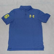 Under Armour Boys Heatgear UA Big Logo Golf Polo Shirt  Save 45%  XL