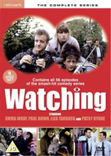 Emma Wray, Paul Bown-Watching: Series 1-7  DVD NEW