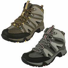 MENS HI-TEC CONDOR LACE UP WATERPROOF HIKING WALKING WINTER ANKLE TRAINER BOOTS