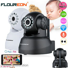 HD 720P Wireless WiFi WLAN Network CCTV Home Security Cam Night Vision IP Camera