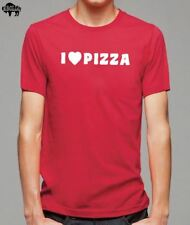 I Love Pizza Mens Men's T-Shirt cool tshirt designs funny tees Food