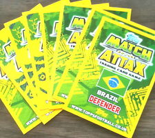 MATCH ATTAX ENGLAND 2014 WORLD CUP FULL TEAM SETS BASE + STAR  MINT CONDITION