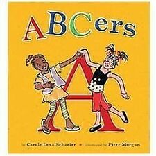 ABCers Soft Cover Brand New Childrens Book MINT