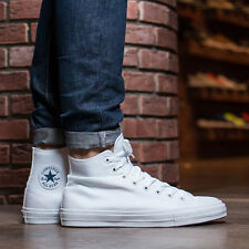 CONVERSE CHUCK TAYLOR ALL STAR II HI SHOE SHOES WHITE 150148C (IN SHOP 85E)
