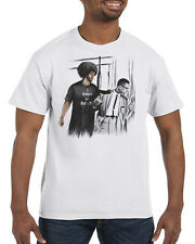 Colin Kaepernick Malcolm X - I Know My Rights - Unisex White T-Shirt