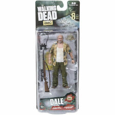 Walking Dead Series 8 Dale Horvath Action Figure NEW Toys Zombies McFarlane