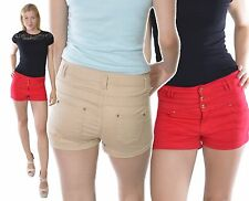092 Ladies Shorts Hotpants Jeans Pants Shorts Women's Jeans