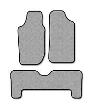 1995-2001 Oldsmobile Bravada 3 pc Set Factory Fit Floor Mats (4 Door)
