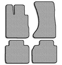 2000-2006 Mercedes-Benz S Class 4 pc Set Factory Fit Floor Mats (4MATIC)