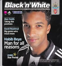 Newcastle United Home Programmes 2007/2008