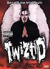 Twiztid - Born Twiztid: The Movie (DVD, 2001, Parental Advisory: Explicit...