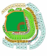 4 Miami Marlins vs New York Mets Sec 10 Row 24 Aisle Tickets 6/29/17 -7:10PM