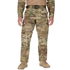 5.11 Tdu Cargos Tactical Army Combats Military Pants Mens Trousers Multicam Camo
