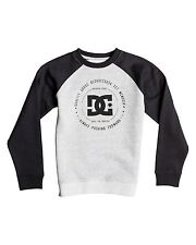 NEW DC Shoes™ Teen 10-16 Rebuilt 2 Crew Fleece DCSHOES  Boys Teens