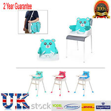 Foldable Chair Baby High Highchair Feeding Travelling Adjustable Seat Height