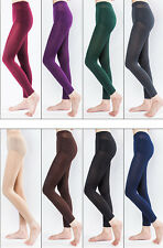 Sexy Women Summer Full Length Leggings Stretch Skinny Pants Trousers Footless