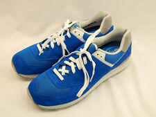 New Balance Men's M574BW Blue/White Running Sneaker NWB
