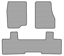 2007-2010 Lincoln Navigator / Navigator L 3 pc Set Factory Fit Floor Mats
