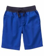 NWT Gymboree Boy shorts Pull on Shorts Jawsome Straight fit Royal blue many size