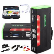 68000mAh Portable Car Jump Starter Pack Booster Battery Charger Power Bank NEW