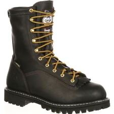 Georgia Boot Lace-to-Toe GORE-TEX® Waterproof Insulated Work Boot - Black - G804