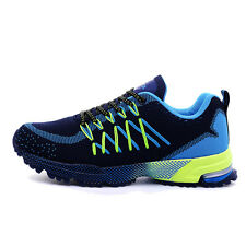 Men's Running Shoes Athletic Air Cushion Sport Trainers Sneakers Outdoor Lace up