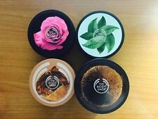 Body shop body butter British Rose/Fuji green tea/Cacoa/Coconut WITH FREE GIFT