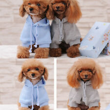 New Pet Puppy Dog Clothes Coat Hoodie Sweater Costumes Dogs Jackets S M L XL XXL