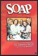 Soap - The Complete Series (DVD, 2008, 12-Disc Set) Brand New!