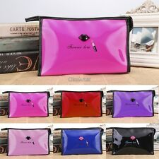 New Women Makeup Bag Travel Cosmetic Cases Small Organizer Ladies Cosmetic OK01