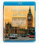 Best Of Europe - London & Beyond (Blu-ray Disc, 2009)
