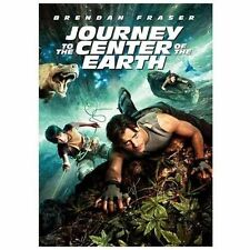 Journey to the Center of the Earth - New  - DVD