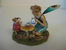 "WEE FOREST FOLK-FY1-""JUST A WEE DROP""-SIGNED 1999-MINT!!"