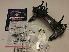 Traxxas Stampede 2wd 1/10 Monster Truck Roller Rolling Chassis NEW Complete