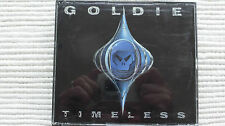 Goldie Timeless (Very Rare/Near Mint) 1995 UK Limited 2CD