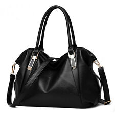 Fashion PU Leather Casual Women Handbag Shoulder Bag Tote Bag Messenger Hobo Bag