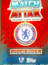 MATCH ATTAX 2014/15 FULL BASE  TEAM SETS 17 CARDS MINT CONDITION