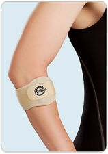 Solace Care Tennis Golfer Elbow Support Epi Brace Strap with Pressure Point Pad