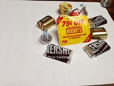 coupons HERSHEY $.75 OFF any hershey product