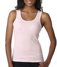 Bella - Ladies' Size S -  2XL Baby Rib Tank Top - 1080