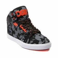 Osiris Mens Nyc 83 Vulc Skate Shoe Black Fatigue Pattern Choose Your Size New