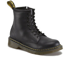Dr Martens Delaney Softy T Black Leather Boots