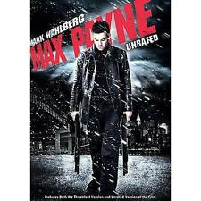 Max Payne (DVD, 2009, Checkpoint; Sensormatic; Widescreen; Unrated)