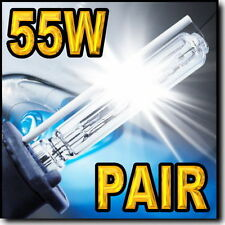 9006 9012 Xenon HID Replacement Bulbs Fog Light 55W 4300K 6000K 8000K 10000K !