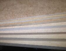 4 x MDF SHEETS BOARDS 2mm 3mm 4mm 6mm 9mm 12mm  - 25mm THICKNESS 10 THICKNESSES