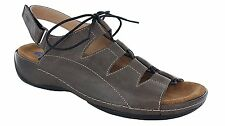 NEW Wolky Women's Kite Strapped Sandals - 310902 Cartago Slate