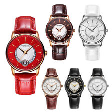 Women Watches Leather Strap Quartz Wrist Watch Female montre femme watches L8R2