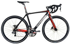 STRADALLI CARBON SHIMANO ULTEGRA 6870 Di2 CYCLOCROSS CX BICYCLE TRP DISC BIKE